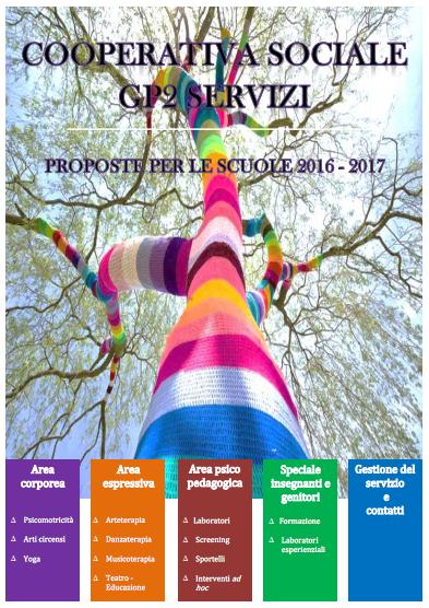 Proposte Laboratoriali Scuole 2016-2107