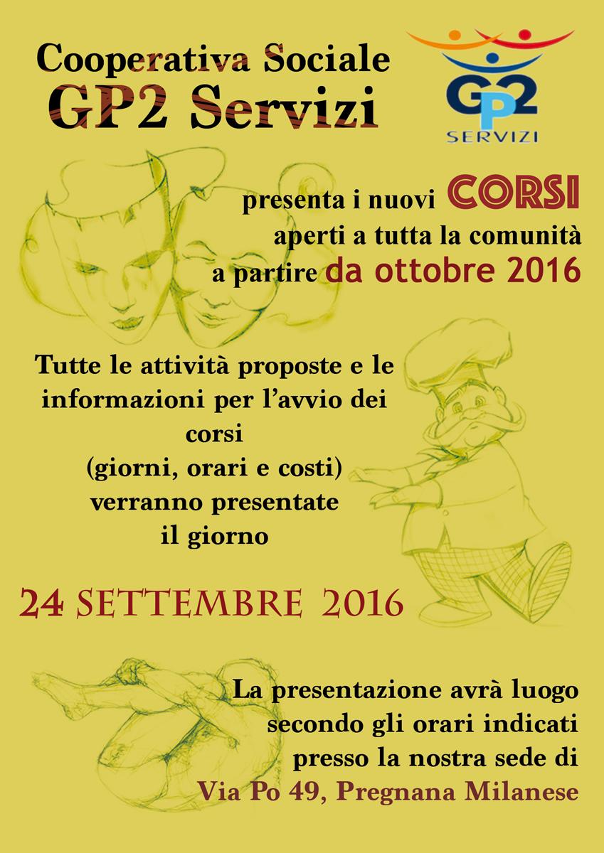 CORSI 2016